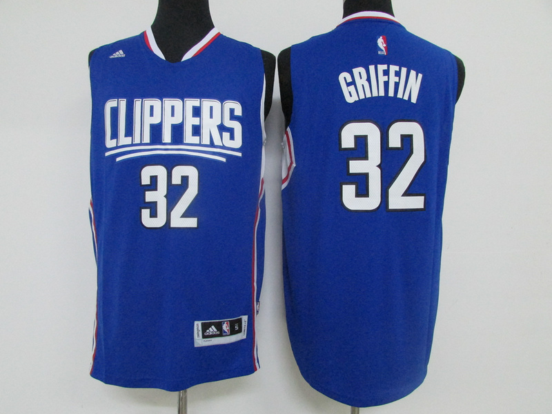 Camiseta de GRIFFIN#32, Azul, Clippers