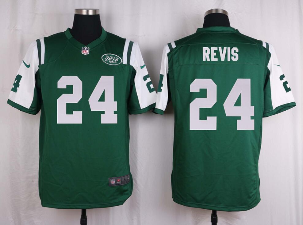 Camiseta del REVIS Verde, New York Jets