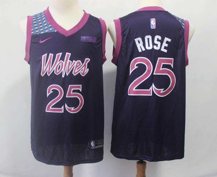 ROSE#25 Negra 2, Minnesota Timberwolves