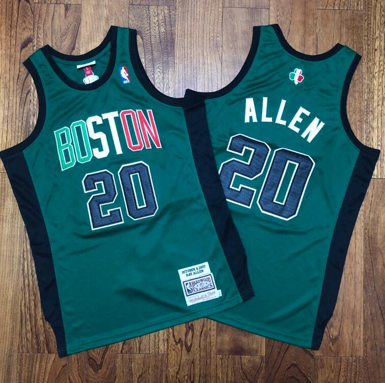 ALLEN#20, Boston Celtics Verde 2020/2021