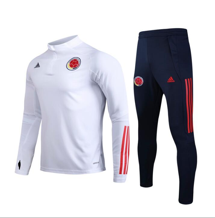 Chandal del Colombia Blanca 2021