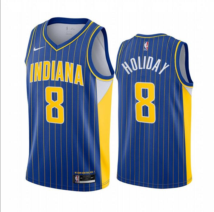 HOLIDAY#8,Indiana Pacers [Hot Press]