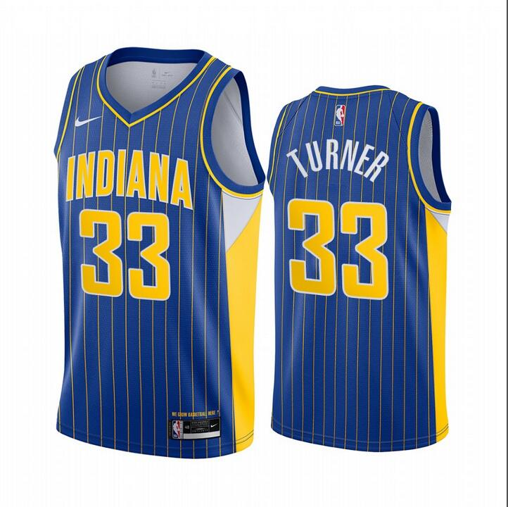 TURNER#33, Indiana Pacers [Hot press]