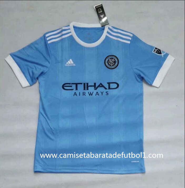 Camiseta 1ª equipación del New York City 2021/2022